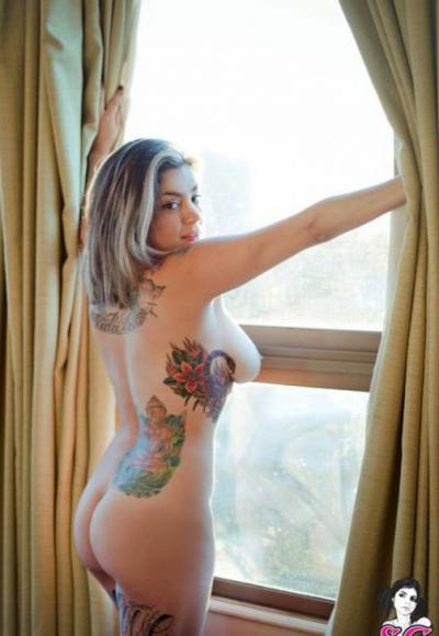 31 фото к записи — Голая девушка с татуировками 31 фото