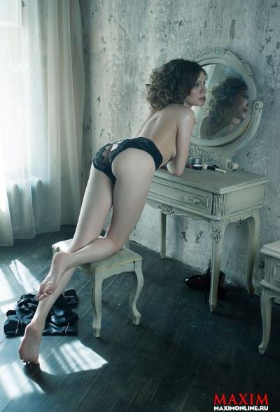 Елена Подкаминская Maxim 3 фото