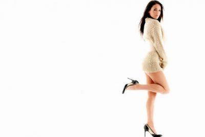Симпатичная фигура Меган Фокс 6 фото