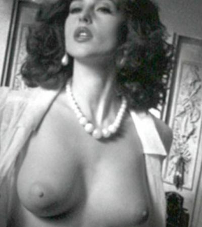 Моника Беллуччи голая грудь 2 фото