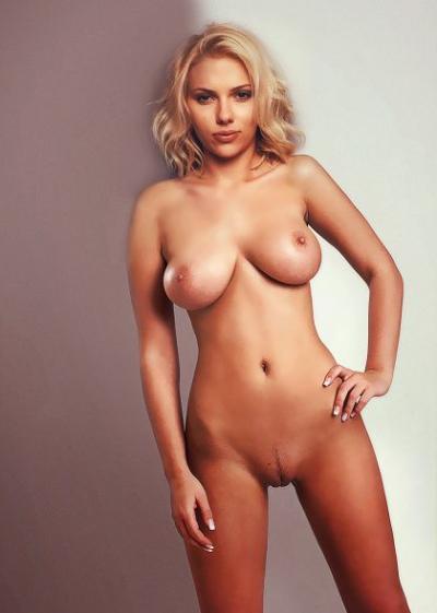 Скарлетт Йоханссон с голой грудью и пиздой 13 фото