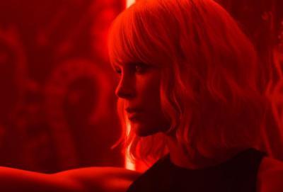 Atomic Blonde erotic 4 фото