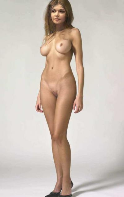 Алина Кабаева с голой пиздой и грудью 11 фото