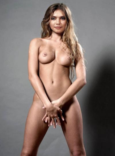 Голая грудь Алины Кабаевой 17 фото
