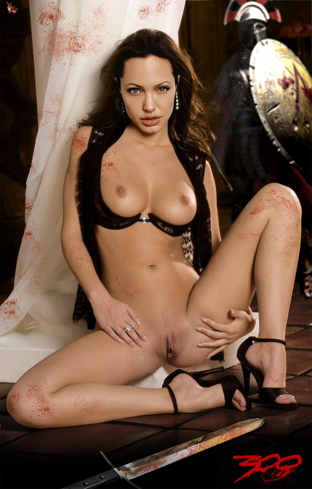 порнозвезда анджелина джоли взяла головку