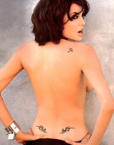 Анджелина Джоли фото сзади 9 фото