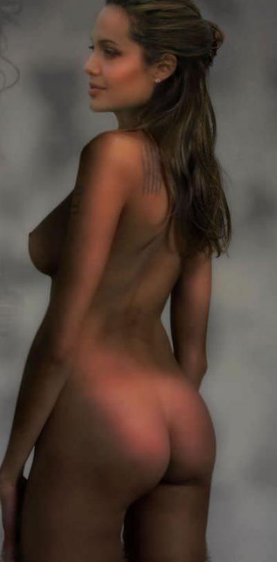 Анджелина Джоли голая вид сзади 18 фото