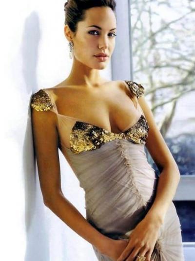Анджелина Джоли сексуальная женщина 4 фото