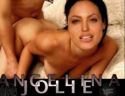Ебут раком Анджелину Джоли 33 фото