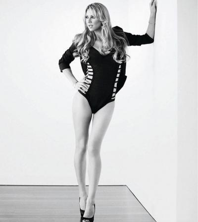 Анна Курникова в купальнике 75 фото