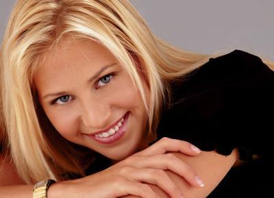 Нежное лицо Анны Курниковой 23 фото
