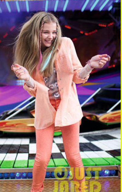Хлоя Грейс Морец танцует 20 фото