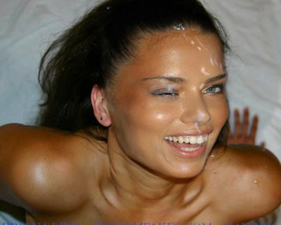 Адриана Лима в сперме 42 фото