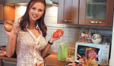 Нежное лицо Анны Семенович 27 фото