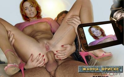 Порно анал с Жанной Фриске 9 фото