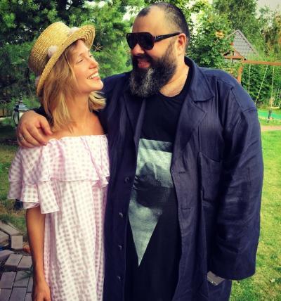 Глюкоза и Максим Фадеев — фото из Инстаграм 26 фото