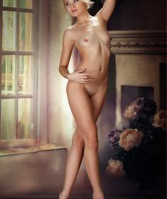 Очень сексуальная девушка раздевается (12 фото)