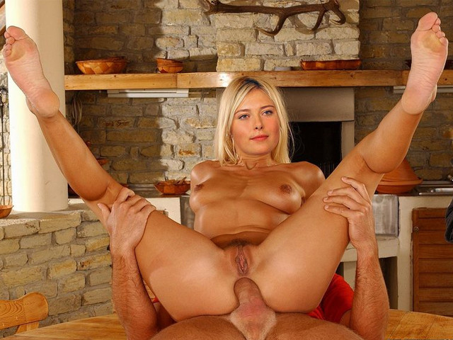 Maria Sharapova xxx photo anal sex