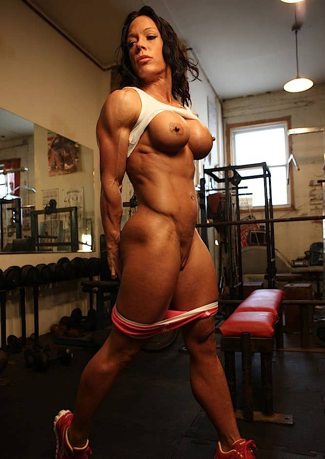 Naked fitness videos of women — photo 5