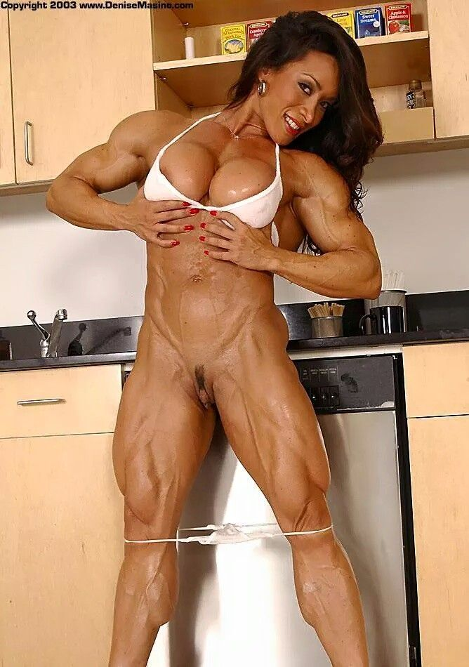 Christina thomas bodybuilder nude — img 8