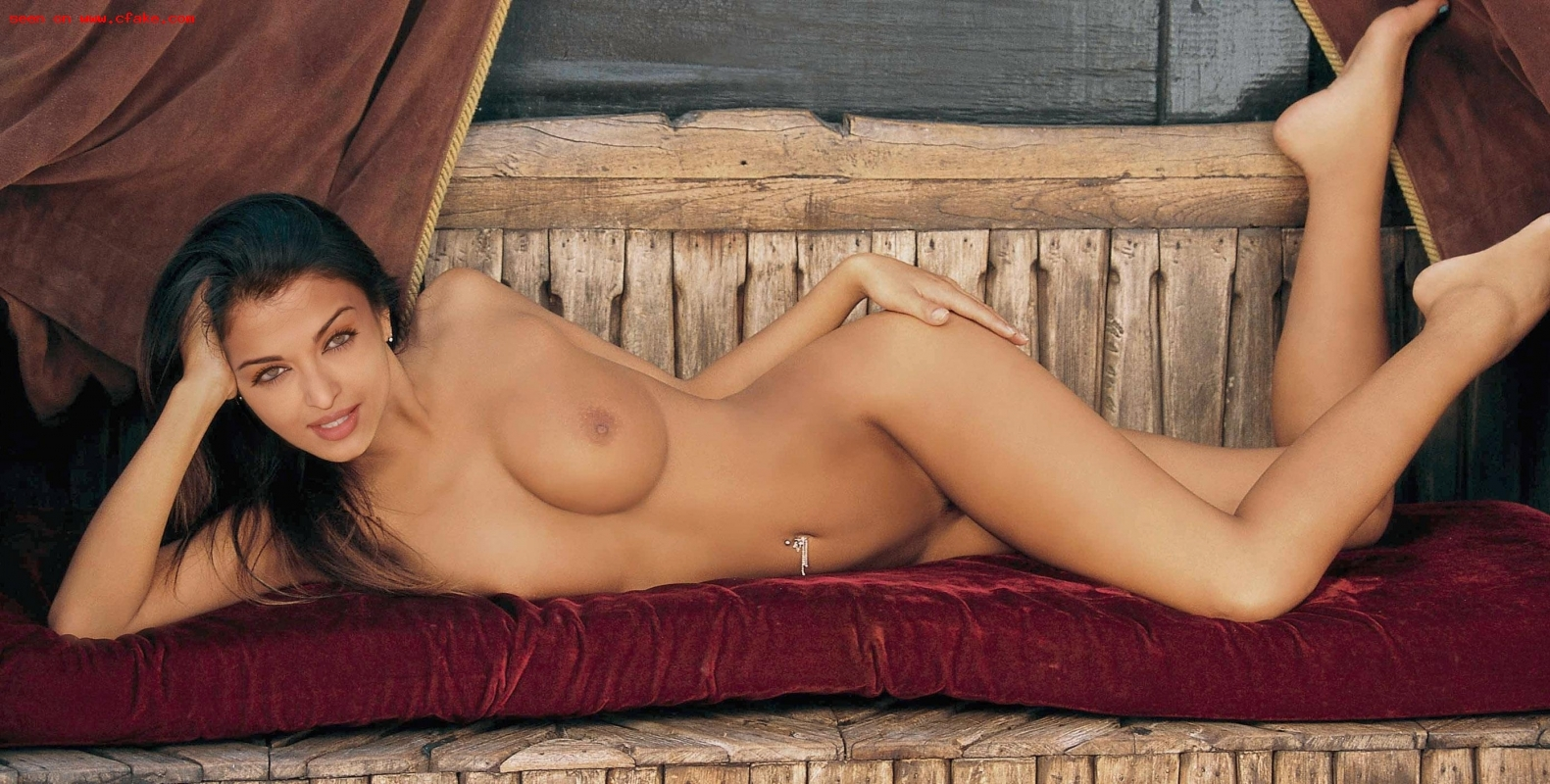 Nude aishwarya rai