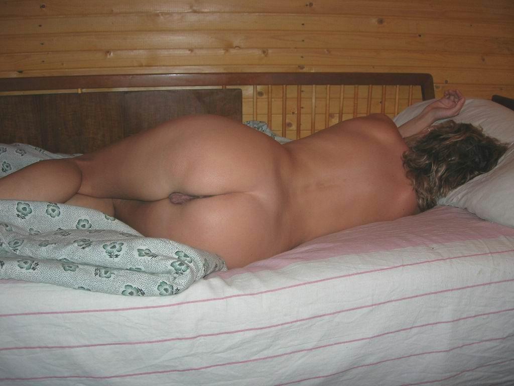Огромными жопа голая спит онлайн зрелых домашние