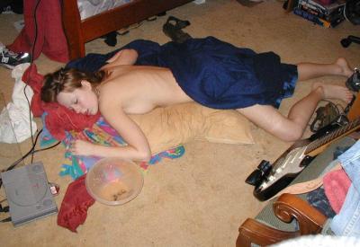 Голая спящая фото из ВКонтакте 34 фото