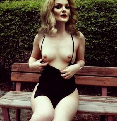 Обнаженная грудь актрисы из сериала Физрук 7 фото