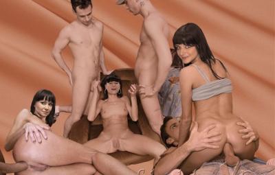 Порно актеров Папиных дочек 4 фото